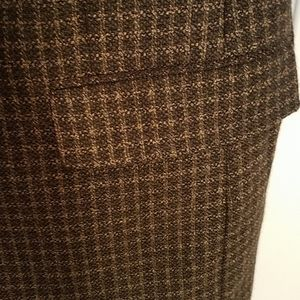Austin Reed Suits & Blazers - Austin Reed Brown/Tan Wool Tweed Suit Jacket